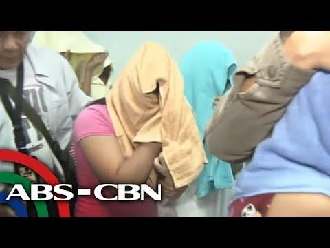 TV Patrol: 14 na menor de edad nasagip, 4 tiklo sa prostitusyon sa Maynila