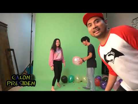 Vlog Pamela Safitri Pecahin Balon Dengan Gaya Sex