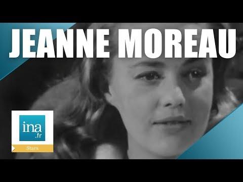 Jeanne Moreau, l'interview vérité   Archive INA