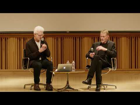 The Craft of Fiction: Lee Child and Andy Martin in Conversation