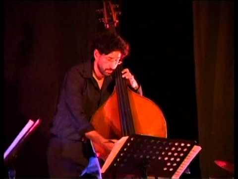 Hagai Bilitzky Double Bass Taqsim