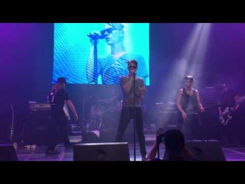 Cat and Mouse - The Red Jumpsuit Apparatus Live in Manila @ Skydome [HD]