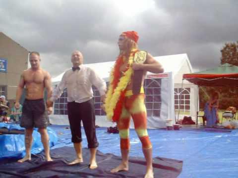 The World Gravy Wrestling Championships 2008