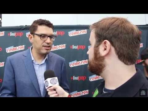 Interview with 'Mr. Robot' Creator Sam Esmail - YouTube