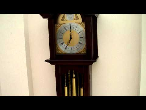 Urgos Westminster Chiming Longcase Grandfather Clock Doovi