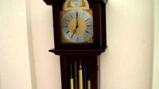 Fhs Westminster Chime Longcase Grandmother Clock