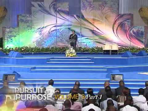 PURSUIT OF PURPOSE BY PASTOR CHRIS OYAKHILOME