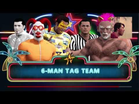 WWE2k17 | Universe Mode: WWA MANIA 1 Pt. 1