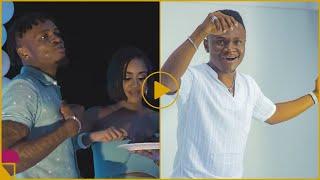 MBOSSO KIBOKO! AWATUNGIA WIMBO DIAMOND NA TANASHA KUHUSU MTOTO WAO!/ AIMBA KWENYE BABY SHOWER