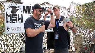 Airsoftcon 2015. MSW Cadre:Randy Hill Fitness  - Airsoft Obsessed