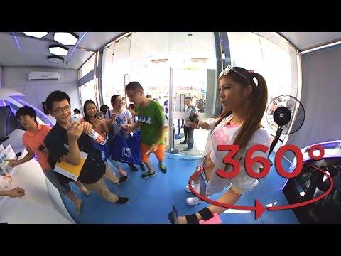 Shenzhen 360º: Maker Faire 2016