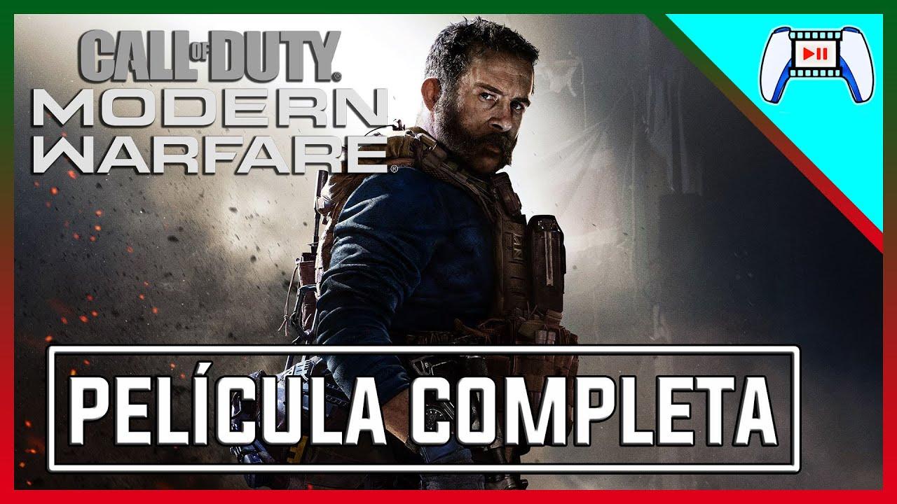 CALL OF DUTY: Modern Warfare 2019 | Película Completa Gameplay en ESPAÑOL | Todas las cinemáticas