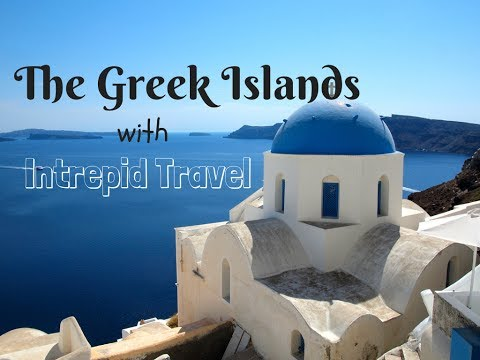 Greek Islands Tour with Intrepid Travel