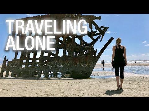 TRAVELING SOLO AS A FEMALE   PORTLAND, OREGON