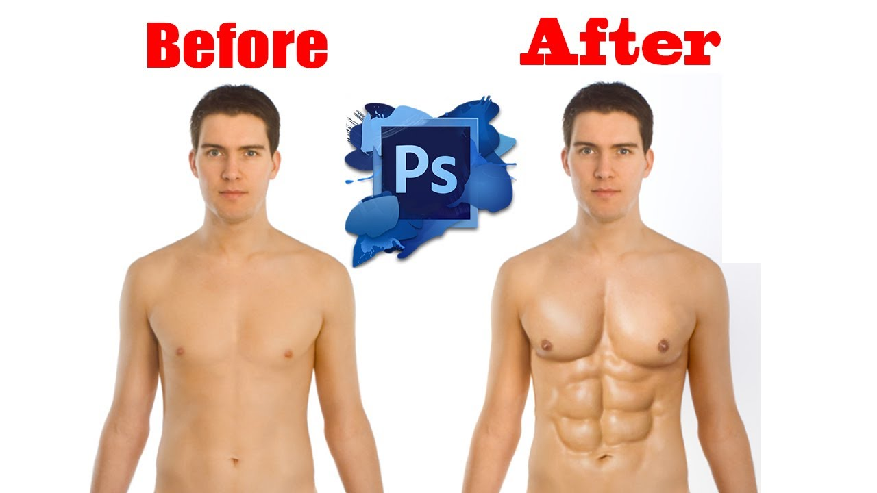 Photoshop Tutorial - How to make body in Photoshop