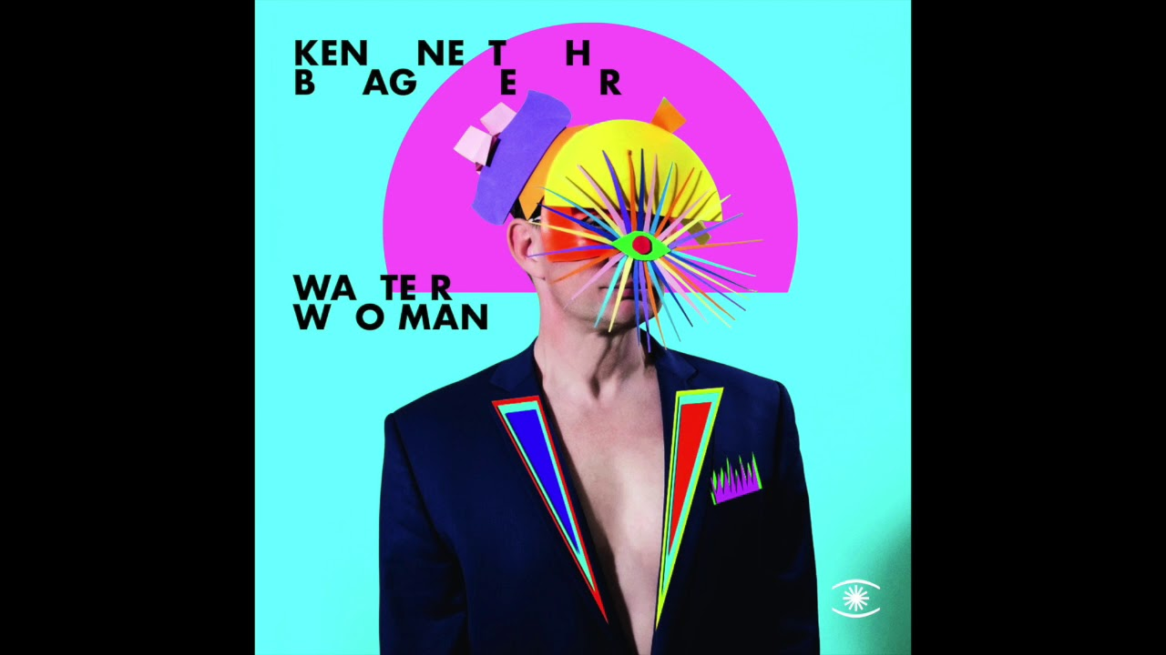 Kenneth Bager - Water Woman (feat. Farafi)
