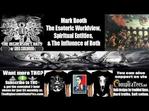 Mark Booth | The Esoteric Worldview, Spiritual Entities, & The Influence of Both