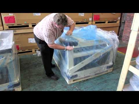 MetPro VCI packaging Romania to South Africa
