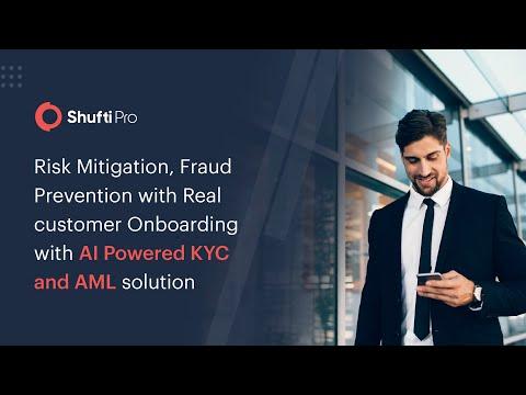 Shufti Pro KYC Verification & AML Compliance