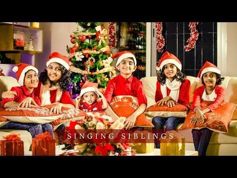 Carol of the Bells | Joyful 6 (Singing Siblings) | Pentatonix Cover
