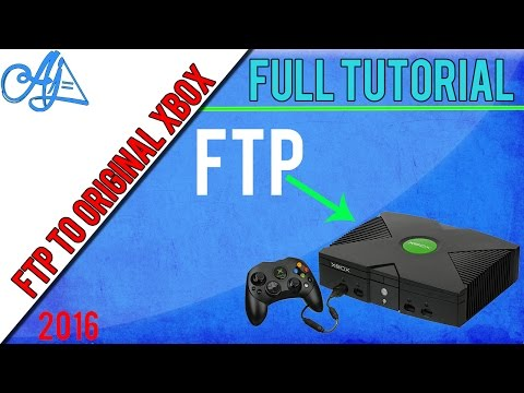 Tutorial: FTP to your Xbox - 2016: VERY EASY & N00B Friendly