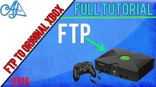 Tutorial: FTP to your Xbox - 2016: VERY EASY & N00B Friendly!