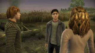 Harry Potter And The Half-Blood Prince Game Part 1 PC