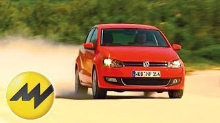 Test VW Polo Wolfgang Rother nimmt den neuen VW Polo unter d