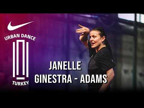 Janelle Ginestra   Selected Groups | #UrbanDanceTurkey 2019 | #Whenthepartysover by Billie Eilish