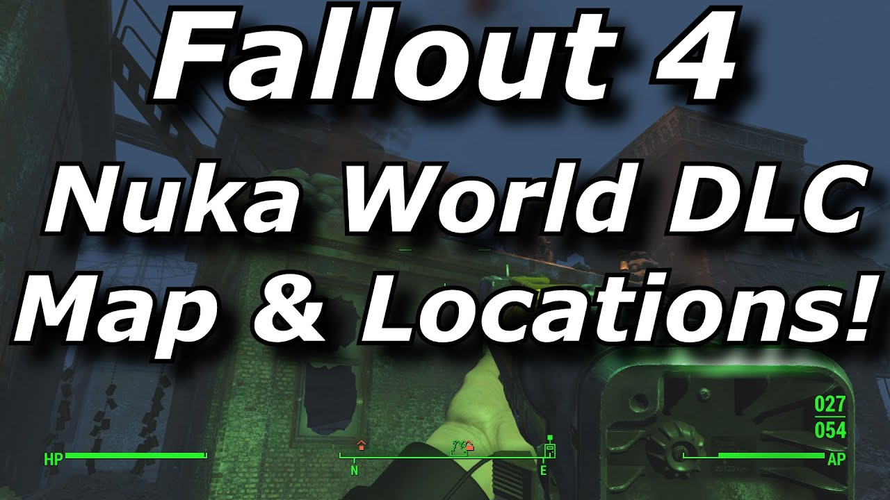 fallout 4 nuka world dlc map locations revealed. Black Bedroom Furniture Sets. Home Design Ideas
