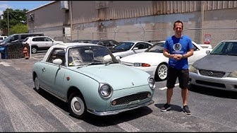 Is the 1991 Nissan Figaro the car you NEVER knew you WANTED?