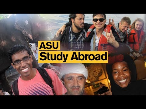 Study Abroad   Global@ASU