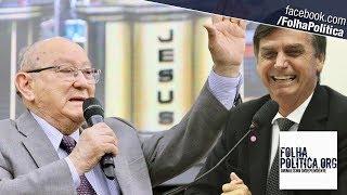 Pastor José Wellington, da Assembleia de Deus, apoia Bolsonaro e adverte cristãos; veja vídeo