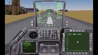 Strike Commander (PC/DOS) Turkey-Mallorca, 3-Missions, 1993, ORIGIN Systems