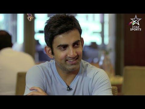 Knight Club Special - Up Close And Personal with Gautam Gambhir | Seg 01