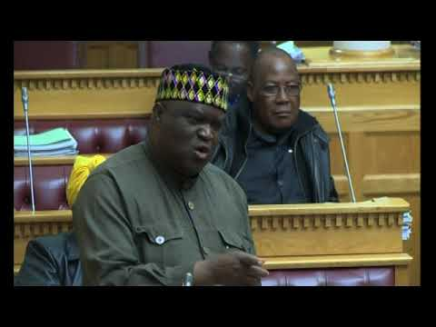 National Assembly erupt into chaos-NBC
