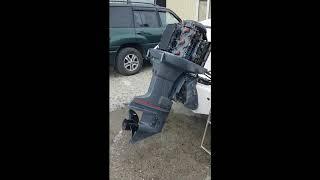 Yamaha Ямаха 200 AETX Подвесной Лодочный Мотор