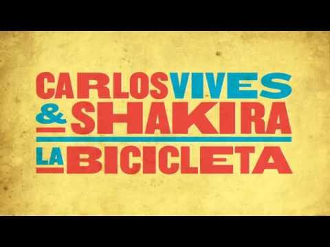 CARLOS VIVES & SHAKIRA, LA BICICLETA + LINK DE DESCARGA