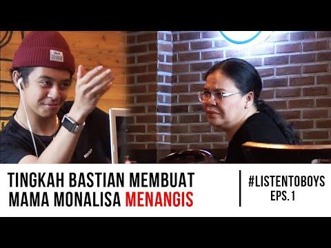 #ListenToBoy eps. 1 - KACAU! Bastian Steel bikin Mama nya nangis! Gara-gara Boy William?