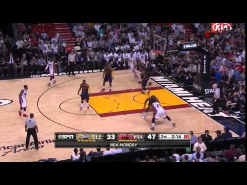 Cleveland Cavaliers Vs Miami Heat | Full Match HighLight | March 16, 2015