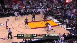 cleveland cavaliers vs miami heat full match highlight march 16 2015