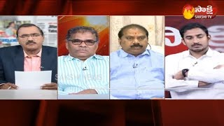 ksr live show sakshi tv