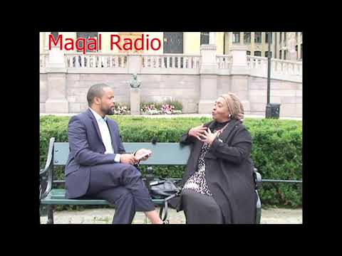 Maqal Radio. Waraysi gaara ah oon la yeelanay Dr Edna Adan