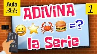 ¿Puedes adivinar todas las Series?   Emoji Challenge 1 😁