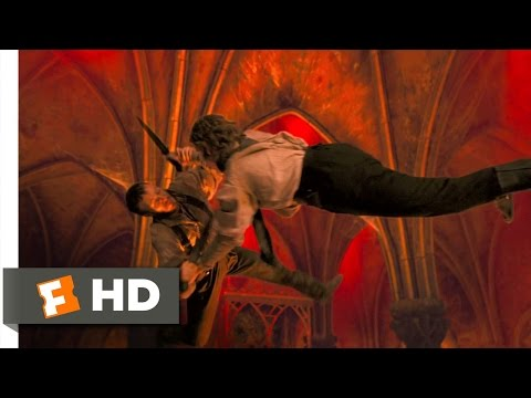 The Brothers Grimm (9/11) Movie CLIP - Enchanted Knives (2005) HD