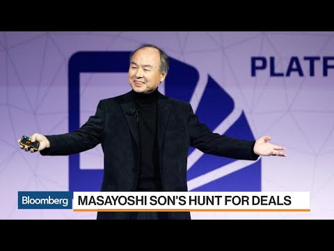 Masayoshi Son's Hunt for a Wireless Deal