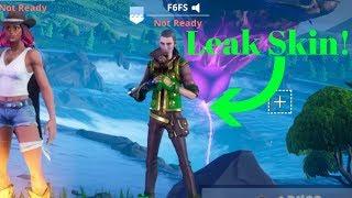 Season 6 Leaked Skin!!! Fortnite Battle Royal