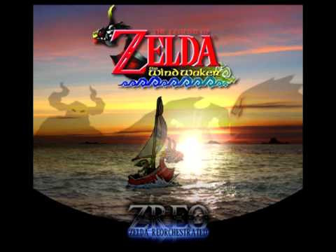 The Wind Waker - Dragon Roost Island Redux (Zelda Reorchestrated)