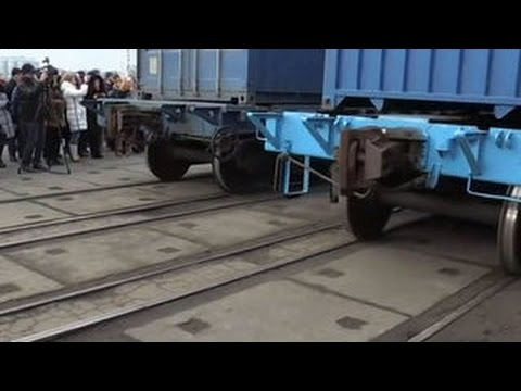 Поезд-нищеброд: путь в Китай в обход России