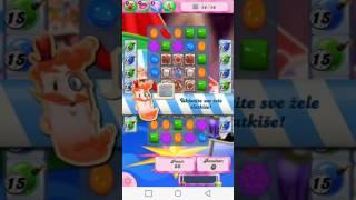 Candy Crush Saga 1378 level